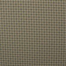 "ANARA GREEN HOUNDSTOOTH CHECK WOVEN JACQUARD MULTIPURPOSE FABRIC 9.5 YARDS 60""W"