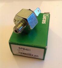 TRIUMPH 60-7155 NORTON 06-1934 DISC BRAKE LIGHT SWITCH LUCAS 34619 3/8 X 24 UNF