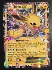 Pokemon!! Blitza EX Generationen 28/83! Holo Rare EX! Near Mint! DE!