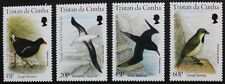 Declaration of Gough island as world heritage site stamps 1996, Tristan da Cunha