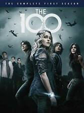 The 100: The Complete First Season (DVD, 2014, 3-Disc Set), Drama, BRAND NEW!!!