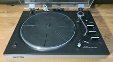 Rare Vintage JVC JL-A20 Stereo Auto Return Record Player Turntable HiFi Separate