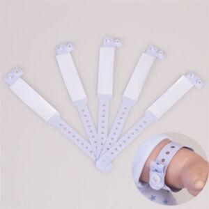 Realistic Reborn Baby Hospital ID Wristband Bracelets Reborns DIY Accessories