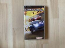 Ridge Racer (Sony PSP, 2005) - European Version