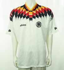 Adidas Vtg 90's Germany Soccer Team World Cup Jersey Mens XL