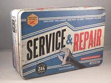 Service & Repair-Metal Box Flat by NOSTALGIC type