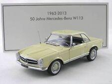 NOREV 1963 MERCEDES BENZ W113 230 SL Pagoda IAA Beige 1:18 LE 1000 PCS*New!