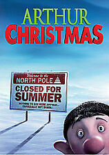 Arthur Christmas (Blu-ray, 2012) Plus UV Copy
