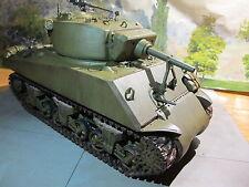 M4A3E2 Jumbo Sherman Turm Oberwanne US Panzer Tank Bausatz Kit Maßstab 1/16