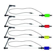 CPT 4er Set Led Hänger Schwing Bissanzeiger mit LED Bait Indicator