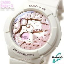 CASIO BABY-G LADIES DIGITAL WATCH BGA-131-7B2 FREE EXPESS PINK BGA-131-7B2DR