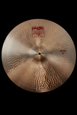 Paiste 2002 Series 20'' Classic Crash Cymbal, Excellent Demo Model