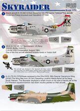 Print Scale 1/72 Douglas Skyraider A-1H (AD-4), AD-6 # 72055
