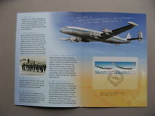 GERMANY BRD, spec. issue FDC 2005, aviation aeroplane