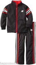 NWT boys size 5 NEW BALANCE Polyester Track Jacket & Pants set Sport Set New
