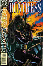 Showcase'94 # 5 (Huntress, Loose Cannon, Bloodwynd) (Estados Unidos, 1994)