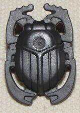 LEGO GREY SCARAB BEETLE MUMMY EGYPTIAN SHIELD
