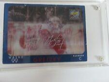 1997 Upper Deck Diamond Vision Wayne Gretzky Signature Move New York Rangers