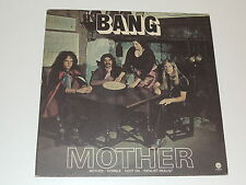 BANG mother / bow to the king Lp RECORD GATEFOLD 1972