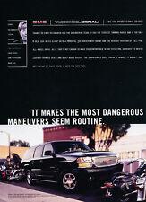 2003 GMC Yukon XL - Denali - Classic Vintage Advertisement Ad H21