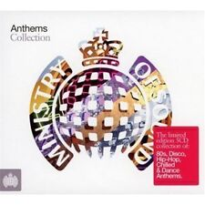 Ministry of Sounds - Anthems Collection (2011) 5cd 75 Track Compilation