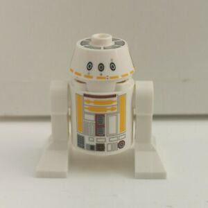 Lego - Star Wars -  Astromech Droid R5-F7 - Genuine Minifigure (sw0370)