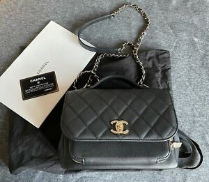 Chanel Quilted Medium Business Affinity