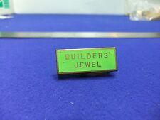 badge mason masonic builders jewel fattorini enamel freemasonry 1920s 30s ?