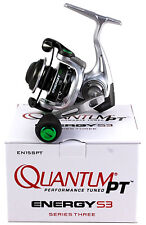 QUANTUM ENERGY S3 PT 15 EN15SPT 5.3:1 GEAR RATIO SPINNING REEL