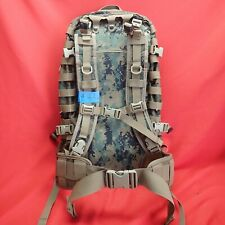 USMC ILBE Corpsman Assault Recon Pack Backpack Rucksack Woodland # 221
