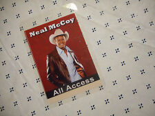Neal McCoy All Access Laminate Pass