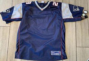 New England Patriots LeGarrette Blount Jersey Men's 2XL Blank w/tags Irregular