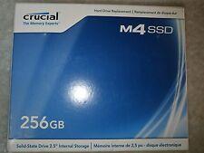 "Crucial CT256M4SSD2 M4 2.5"" 256GB SATA III MLC Internal Solid State Drive (SSD)"