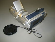 Sony dsc-f505v Digital Camera con ottica Carl Zeiss. con chiodo memoria (049)