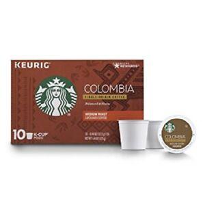 Starbucks Colombia Roast Keurig K-Cups