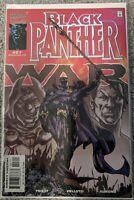 Black Panther War #27 Marvel Comics Wakanda Comic Book Volume 2 2001