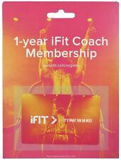 iFit Membership Live Fitness Coach - 1 Year Individual premium valid Worldwide