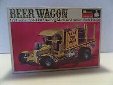 "Monogram ""Beer Wagon "" Mack Bulldog Truck 1/24 Scale - Year 1967"