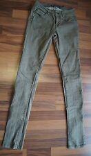 Jeans von ONLY grau XS L34 Ultimate Str Low Colour Röhrenjeans neuwertig