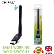 Super WiFi Dongle Mag 250 254 256 Wireless LAN Adapter 802.11n/g/b Antenna UK