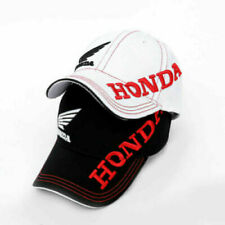 Women Men HONDA Cap Baseball Ball Hat Moto Racing Team 3D Cap