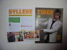 Roxette Gyllene Tider Per Gessle Marie Fredriksson Micke Syd clippings Sweden