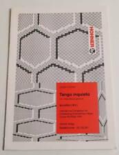 Partition sheet music JURGEN LOCHTER : Tango Inquieto * 50's Accordéon