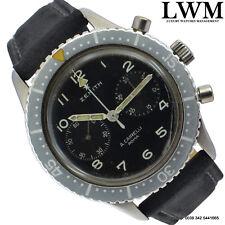 ZENITH M.M. CP-2 A. CAIRELLI Roma A.M.I. cronografo militare italiano 1960