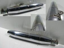 Auspuff-Endtopf oben für Zylinder hinten Yamaha XVS 650 Drag Star 4VR 4XR, 96-00