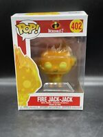 Funko POP! Disney Pixar Incredibles 2 Fire Jack-Jack #402 Target NO STICKER