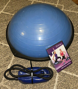 BOSU Ball At Home Balance Trainer Exercise Commercial Professional Gym