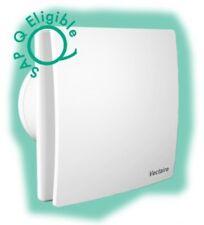 """Vectaire elegancia de baja energía Cocina Baño Extractor Ventilador 4 """"Max 28.5 L/s SAP Q"""