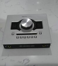 Universal Audio Apollo Twin DUO Desktop Interface + apx $1200.00 worth of plugin