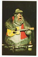 Walt Disney World Big Al Country Bear Jamboree Magic Kingdom Vintage Postcard